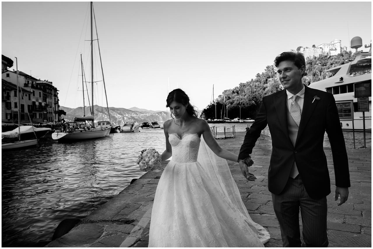 matrimonio portofino